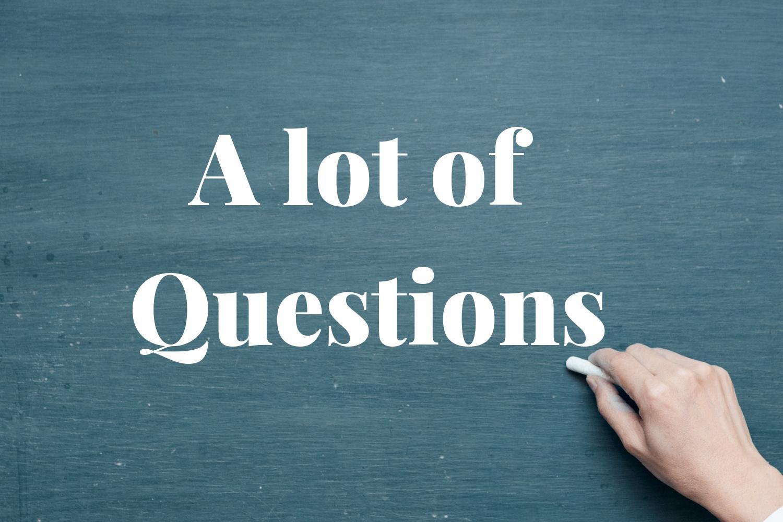 留学中にたくさん質問をする